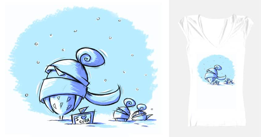 snowbirds by pizzikitty on Threadless