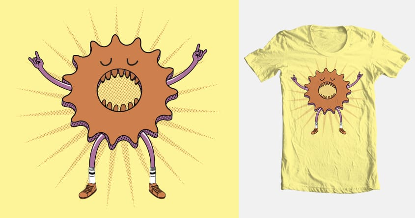 Bike revolution! by mafiori on Threadless