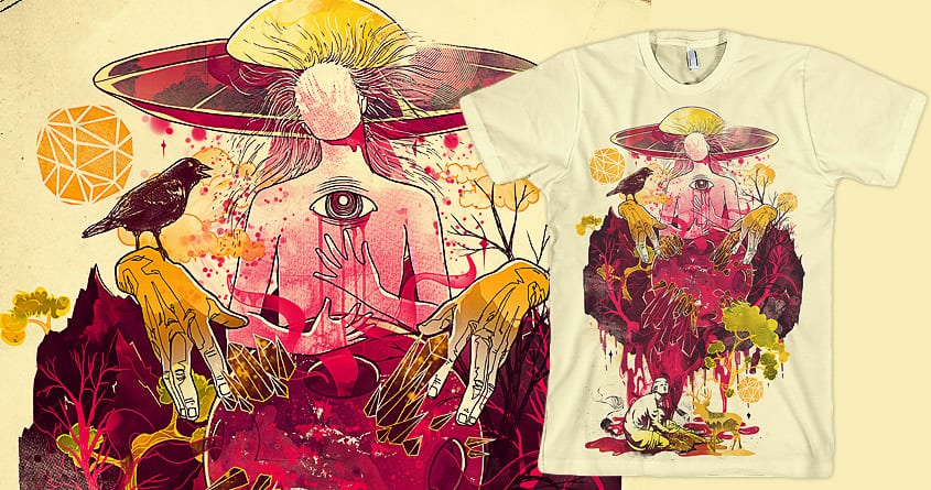 Wasteland by choppre and dzeri29 on Threadless
