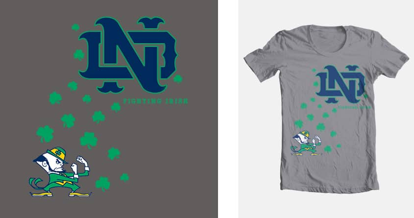 Luck of the Irish by madison.kelsey on Threadless