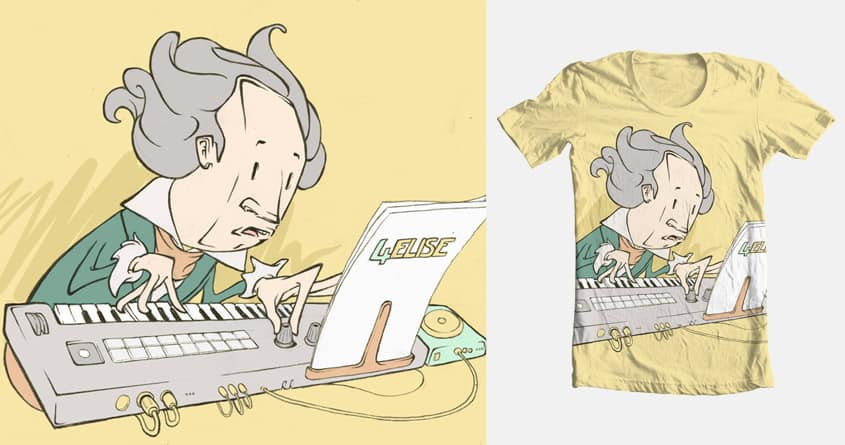 4Elise by fake001 on Threadless