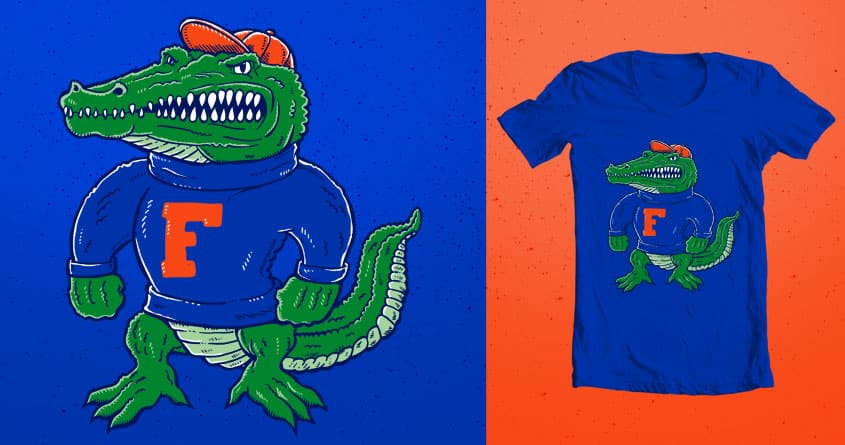Florida by nickv47 on Threadless