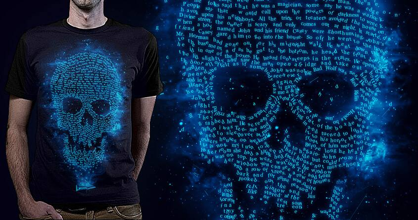 Deadtime Stories by TenTimesKarma and nicebleed on Threadless