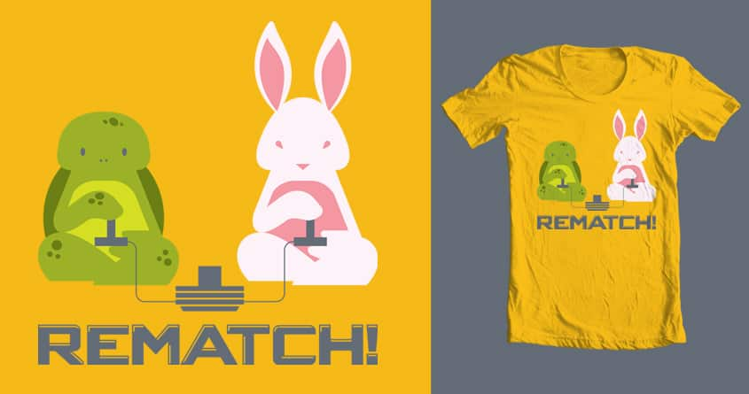 Remtach! by Szoki on Threadless