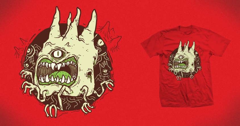 Teethtooth by Demented on Threadless