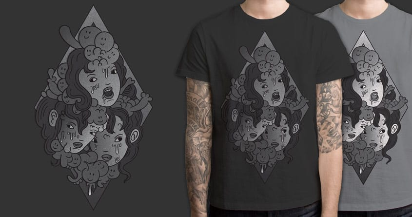 Parasite by quick-brown-fox and sweet n sour on Threadless