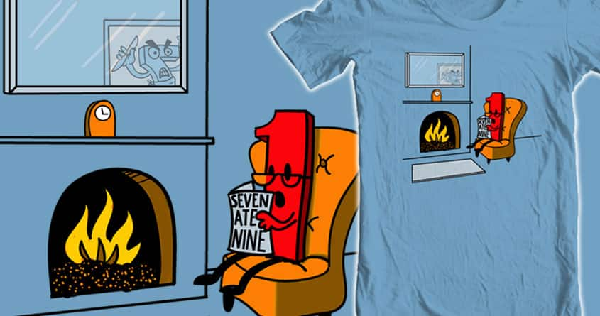 7inister 7even by tomtface on Threadless