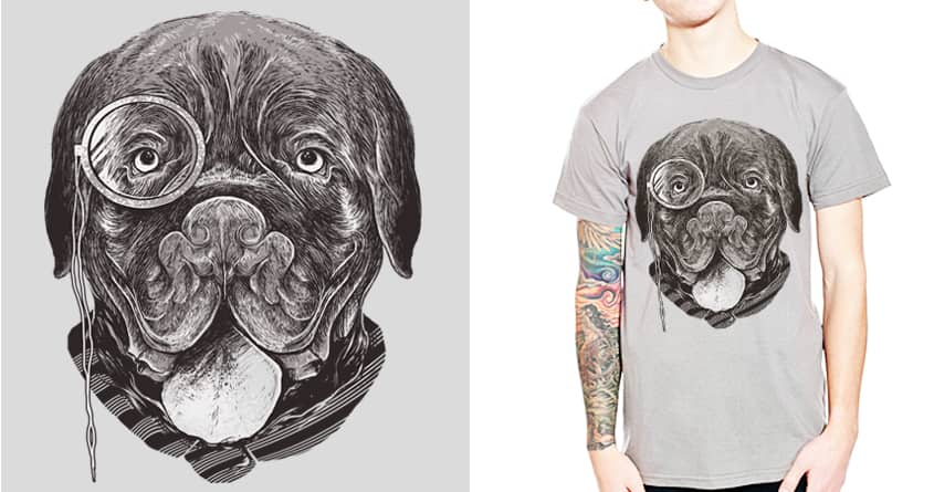 Dogocle by iamrobman on Threadless