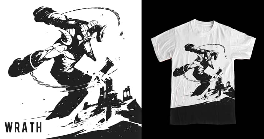 Wrath by moulin bleu on Threadless