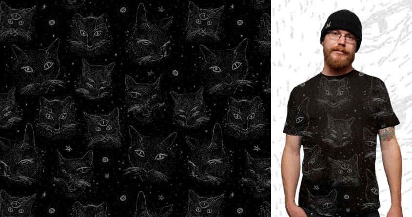 Meaonsters by YaaH on Threadless