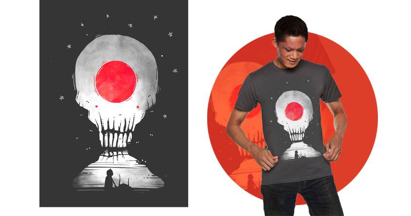 Meet my human friend! by spacemonster1000 on Threadless