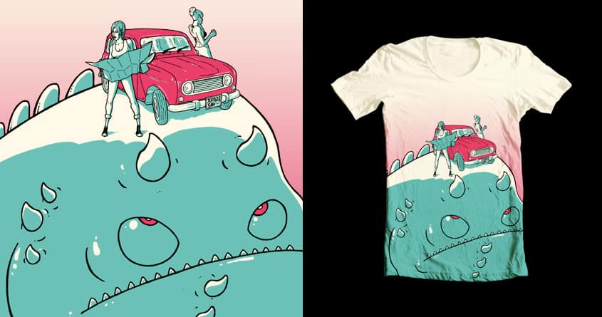 Wrong Turn at Albuquerque by ivanrodero on Threadless