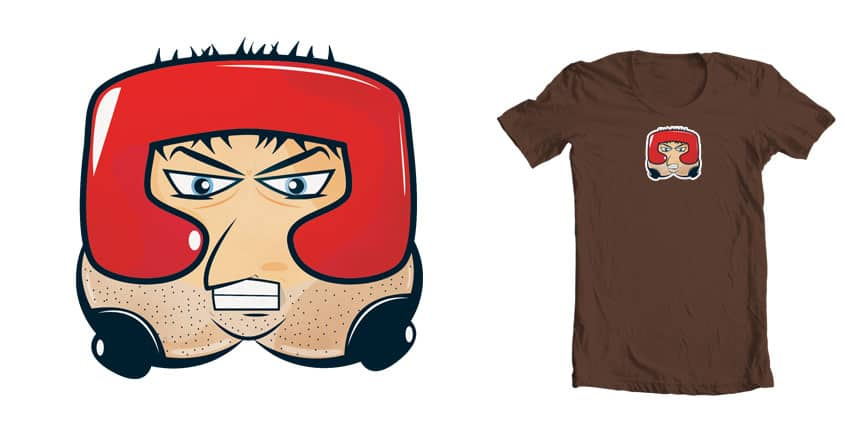 BoobyBoxer by Vogelperspektief on Threadless