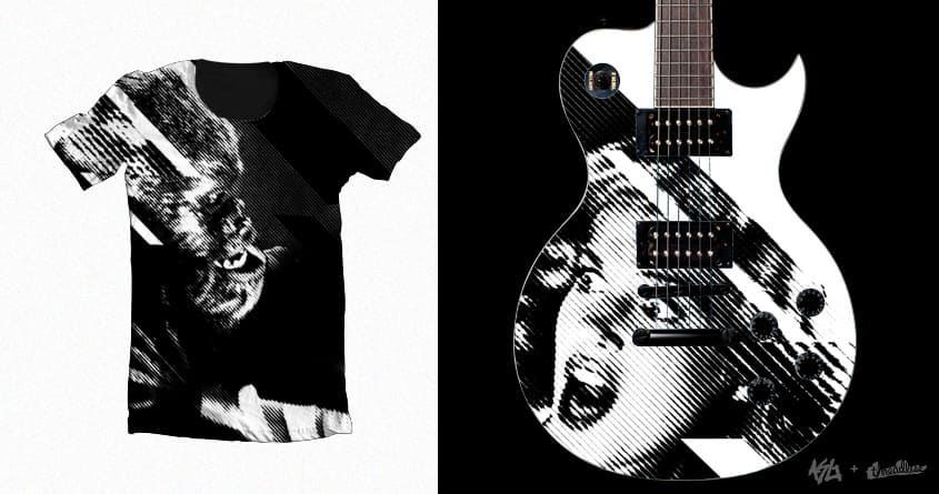 SCREAM!!! by montoya1983 on Threadless
