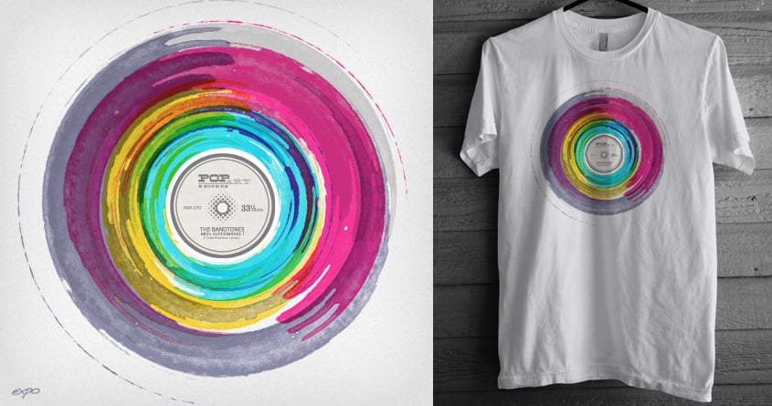 Colors Remixed by expo on Threadless