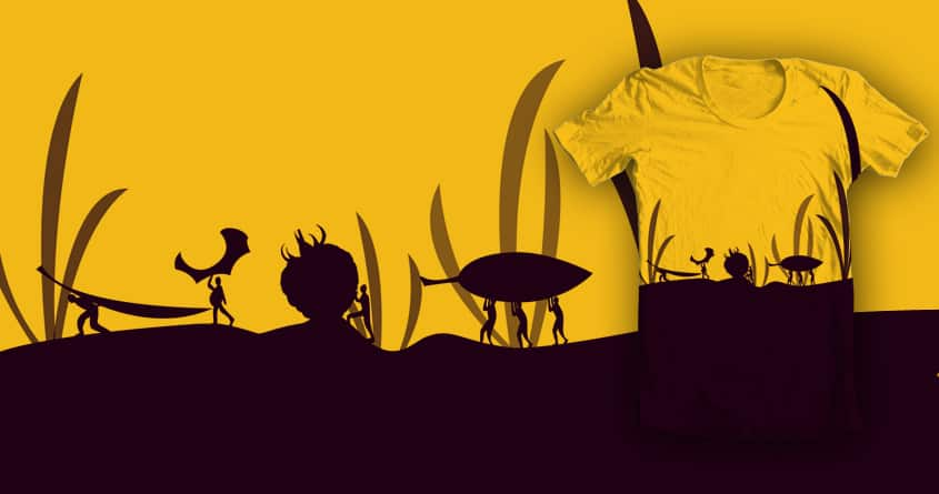 For the Colony! by Smyf on Threadless