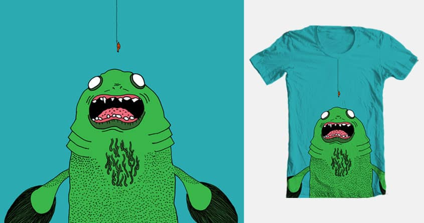 Little Fish by zotar sorensen on Threadless