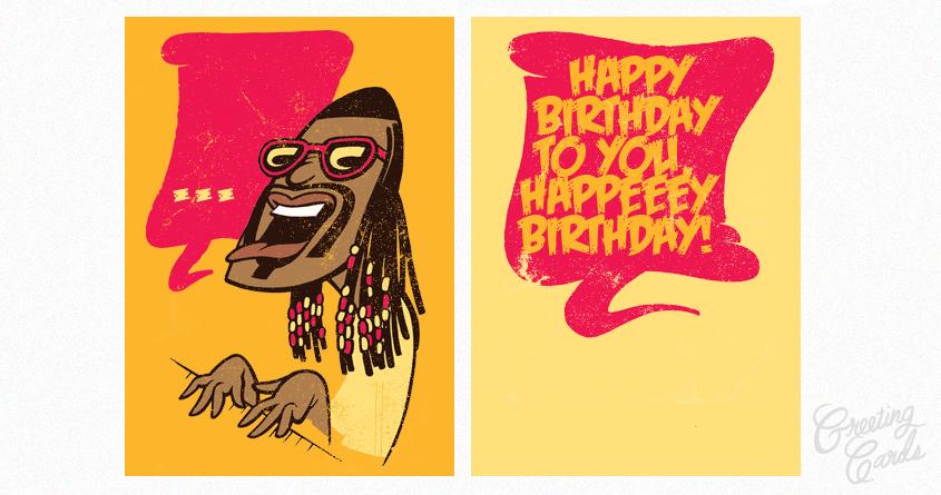 Happy Birthday by Danny Rumbl on Threadless