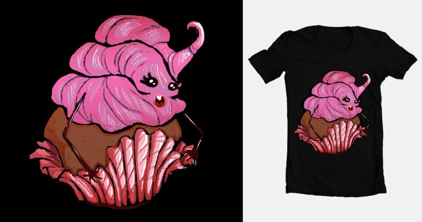 Sexy Cupcake by christisocool on Threadless