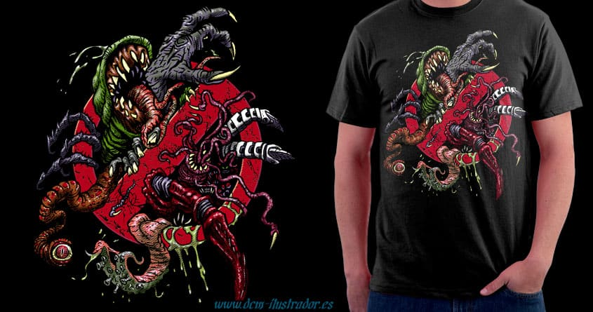 Monsterbusters by DCASTELLO on Threadless