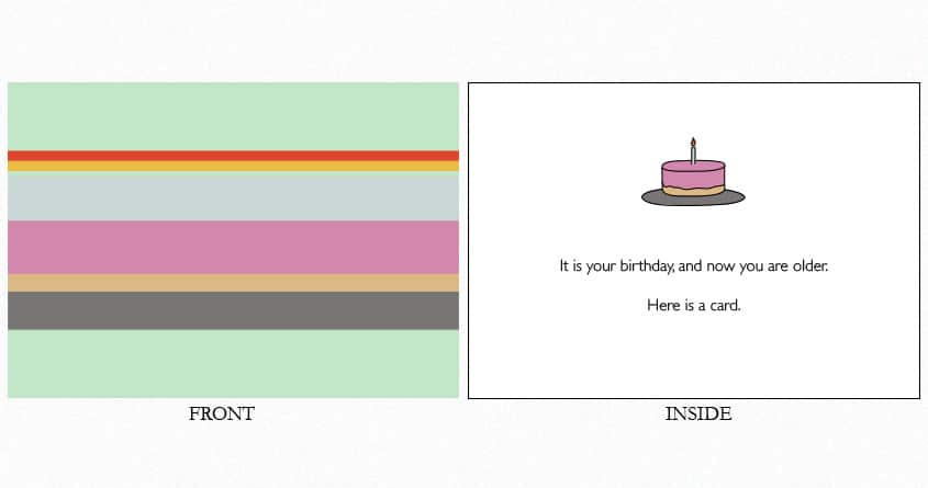 Score a birthday card by shethewriter and ashami1 on threadless a birthday card by shethewriter and ashami1 on threadless bookmarktalkfo Gallery