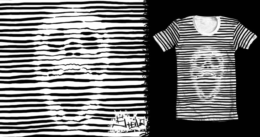 Prisoner's Tee by steilo on Threadless