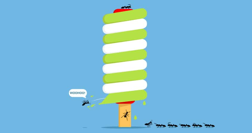 The ants grand day out by mip1980 on Threadless