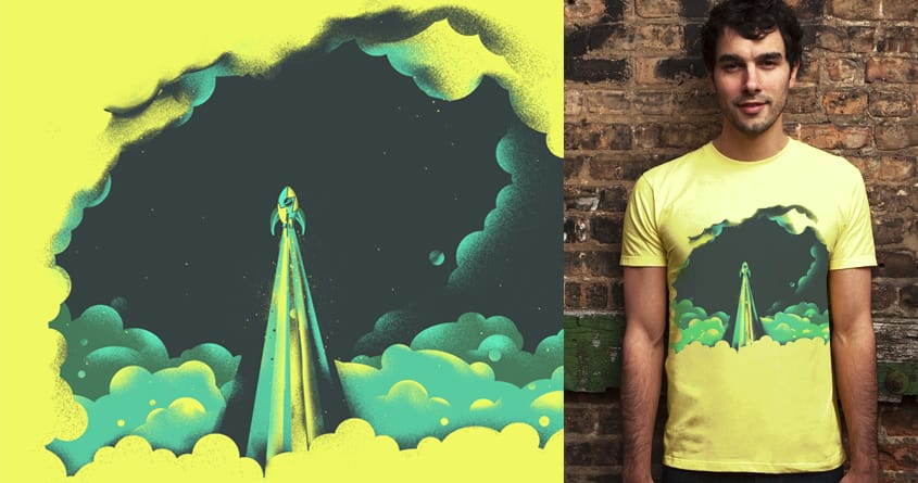 rad little rocket by campkatie on Threadless