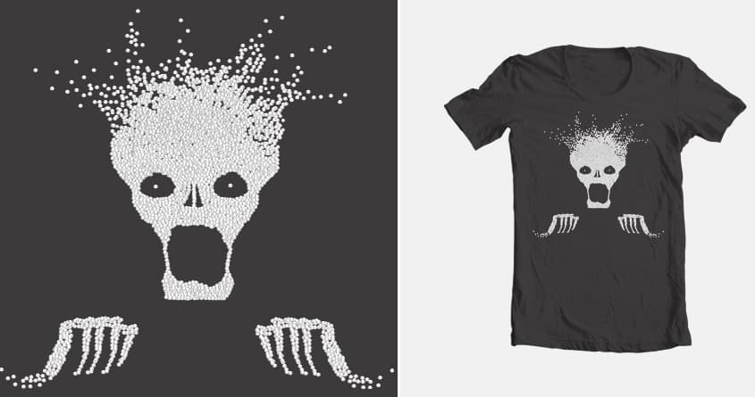 Scary? by Drawlife808 on Threadless