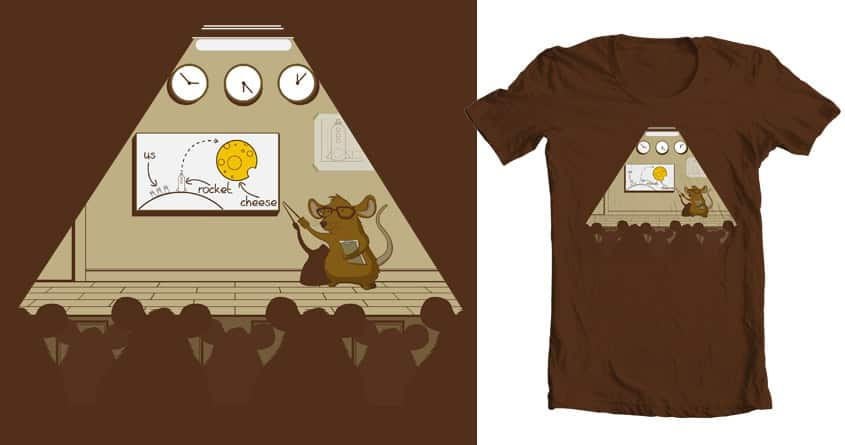 the master plan by mip1980 on Threadless
