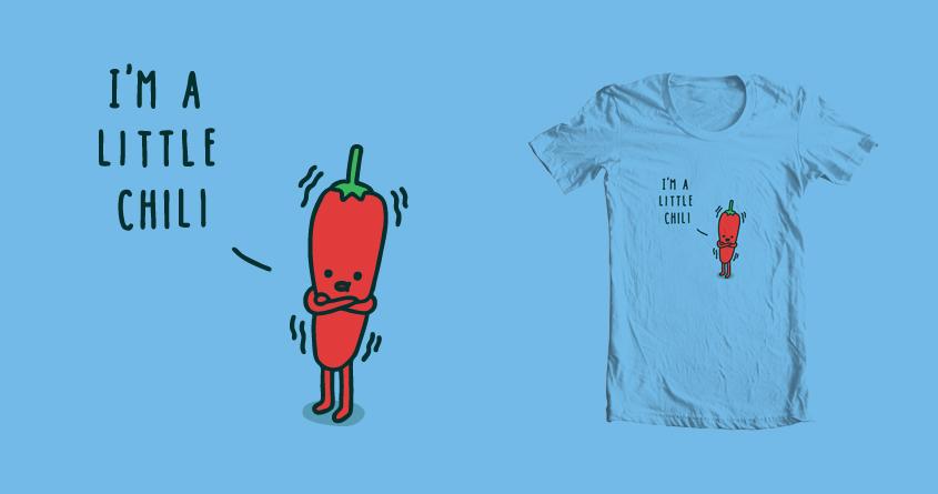 Chili by Haasbroek on Threadless