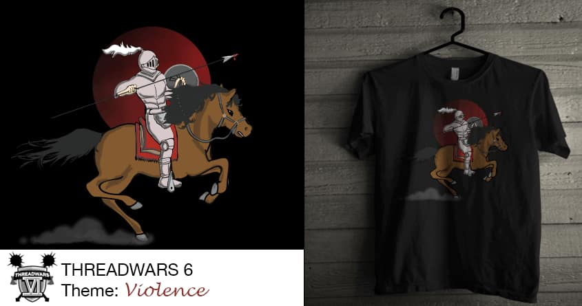 A knights Journey by Theo86 on Threadless