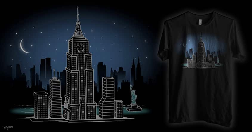 Vampire State by expo on Threadless
