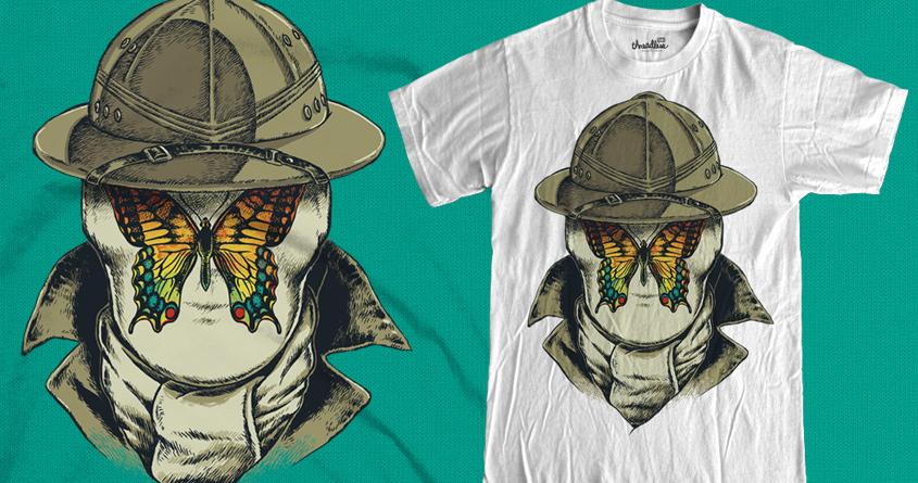 Rorschach HD by RicoMambo on Threadless