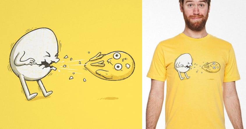 Hatchooo! by temyongsky on Threadless