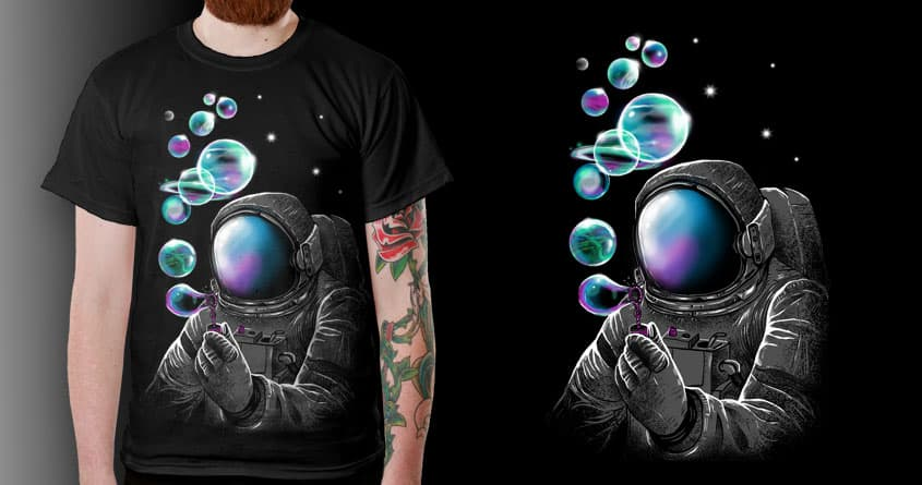 planet maker by bokien on Threadless