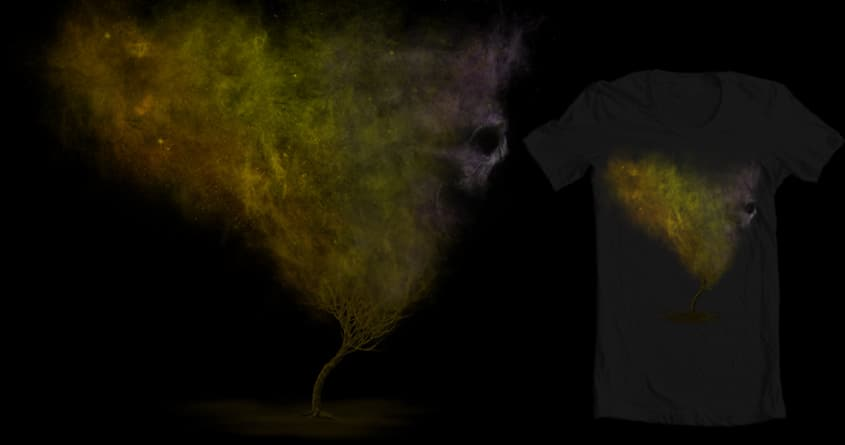 Strange Tree by blackline75 on Threadless
