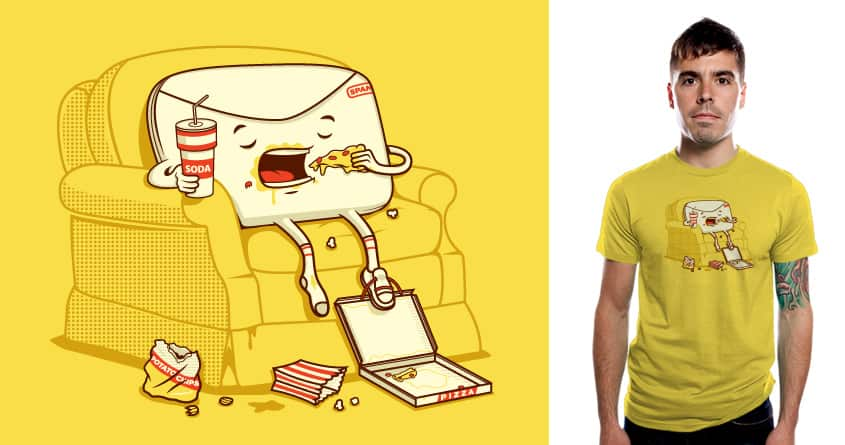 Junk Mail by 3rick05 on Threadless