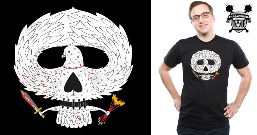 Dove of Death by Wharton on Threadless