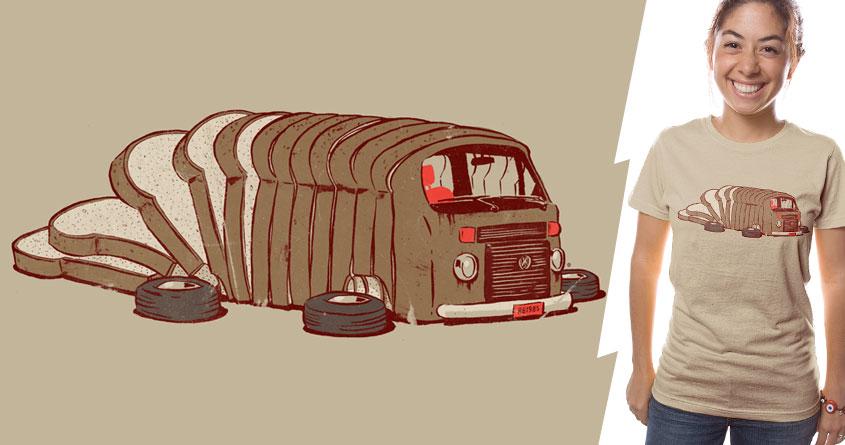 Loafwagen by vo maria on Threadless