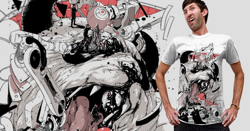 NGAOV by SPYKEEE on Threadless