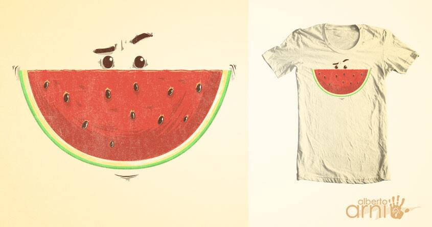 Forced Smile by albertoarni on Threadless