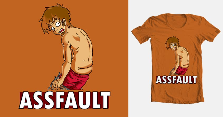 Assfault by kcday on Threadless