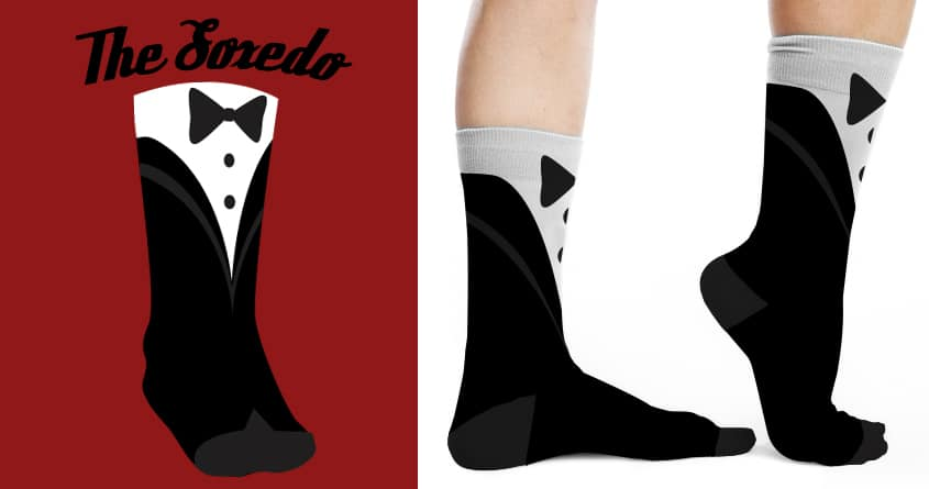 The Soxedo by MerryMimic on Threadless