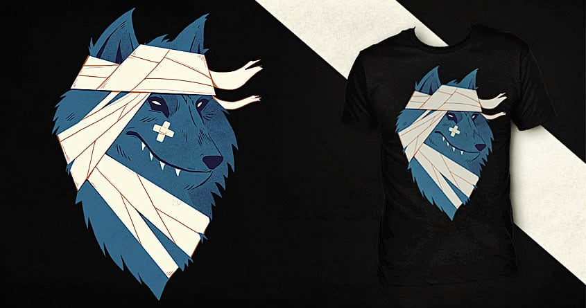 Patched Up by DannE-B on Threadless
