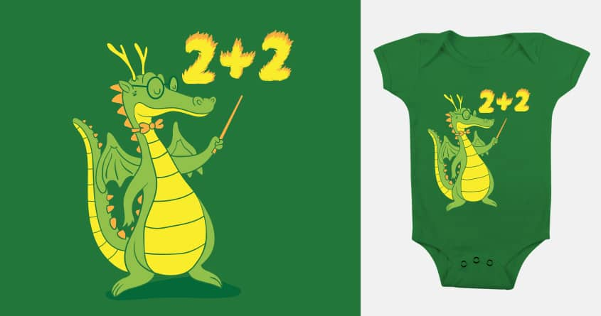 Dragon Master by ppmid on Threadless