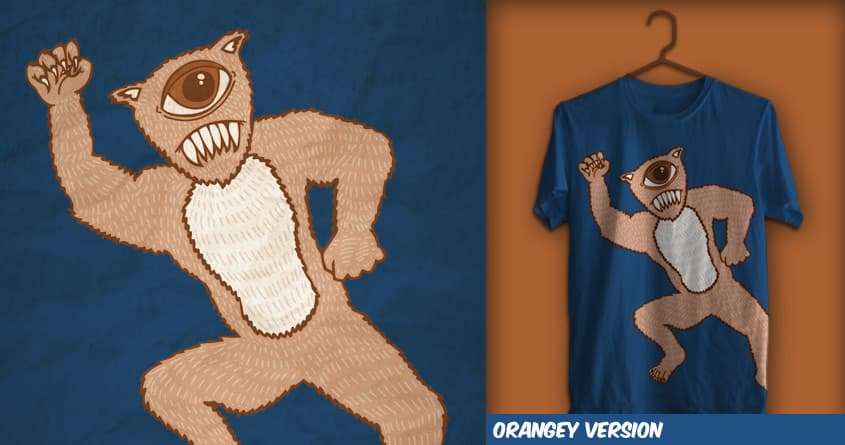 Super Cyclops by SteveOramA on Threadless