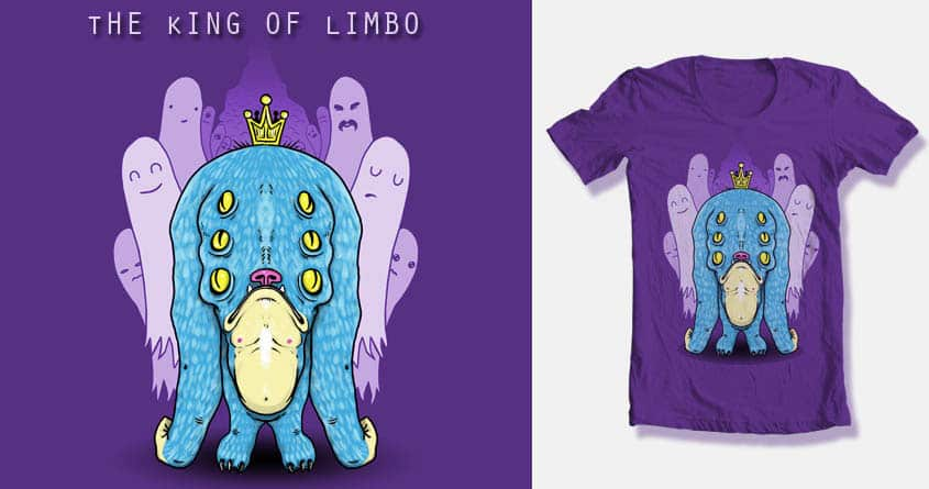 The King of Limbo  by Orbanya on Threadless