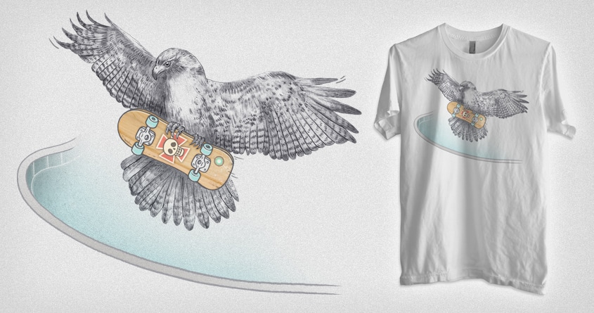 Hawk by expo and igo2cairo on Threadless