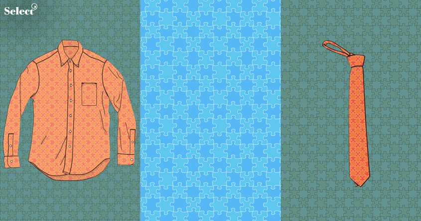 Puzzle Pattern by tomburns on Threadless